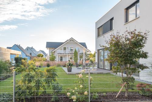 Neuanlage / Umgestaltung von Hausgärten
